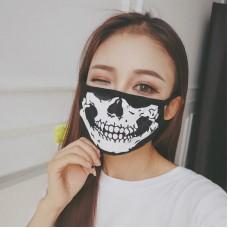 Маска на лицо череп BTS K-pop против пыли япония